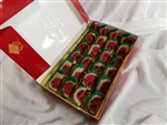 Watermelon Barfi 24 Pc Box