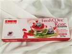 Fresh Mint Rose Roll 12 piece pack