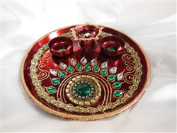 Small Diya Tray